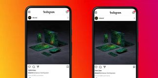 Hide Instagram and Facebook Likes