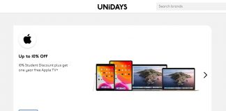 How to Sign Up on Unidays to Avail Apple Student Discount