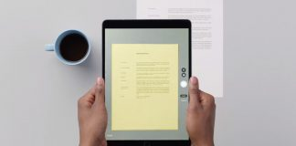 Scan Documents on iPhone, iPad Without Any App