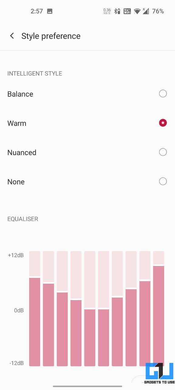 Improve Earphone Speaker Sound Quality On Android