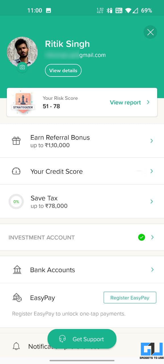 ETMoney- Best Direct Mutual Fund Apps in India