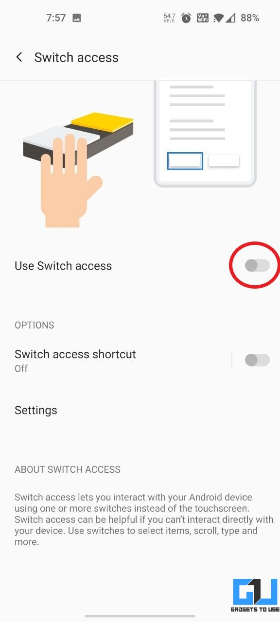 Get Android 12 Camera Switches on Any Android Phone