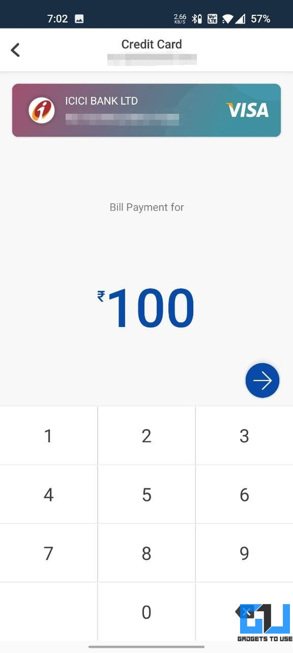 Mobikwik- Best Credit Card Bill Apps in India with Cashback Offers