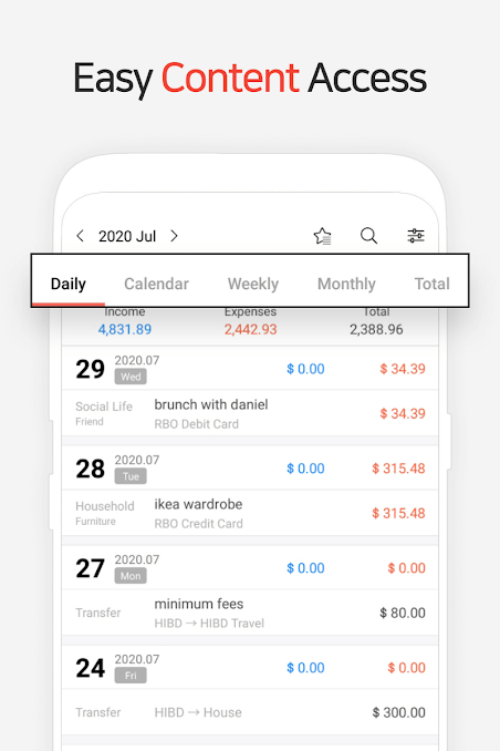 Money Manager- Best Expense Tracker Apps for Android and iOS