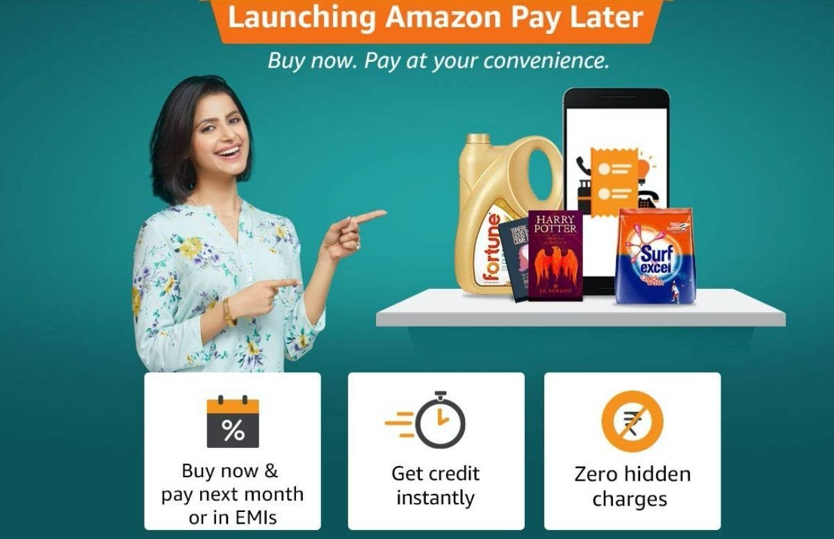 Best Buy Now Pay Later Apps in India
