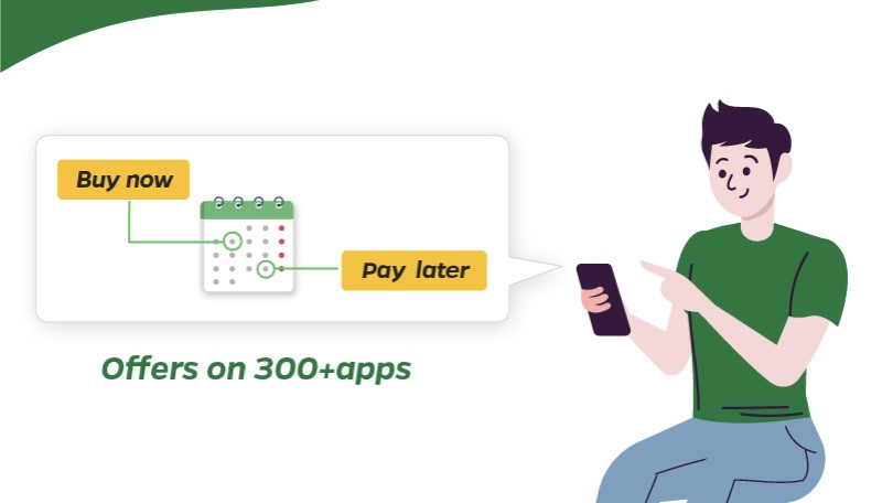 Best Buy Now Pay Later Apps in India 2021