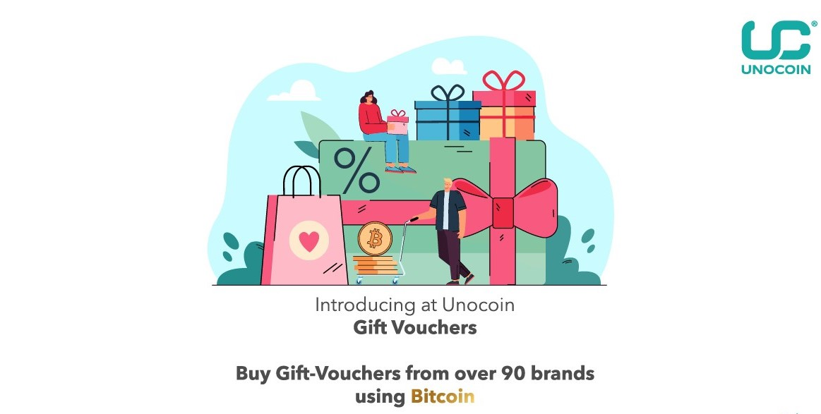 Buy Gift Vouchers in India using Bitcoin Crypto