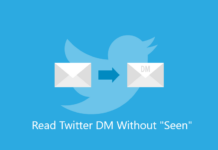 Read Twitter Direct Messages Without Being Seen