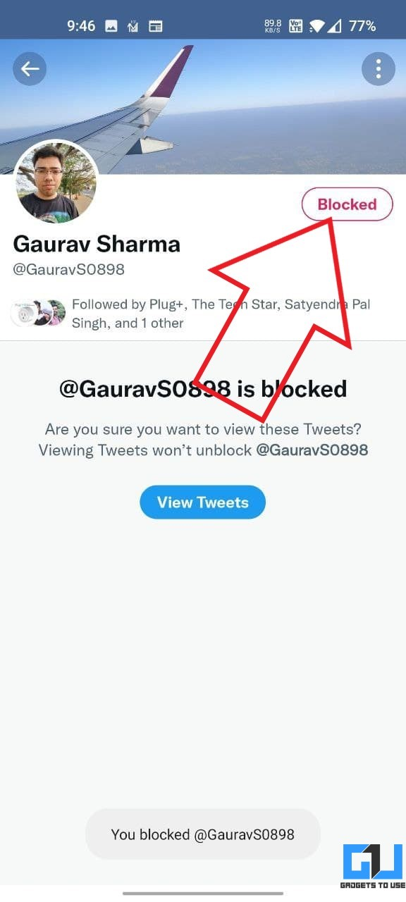 Soft Block to Remove Follower on Twitter